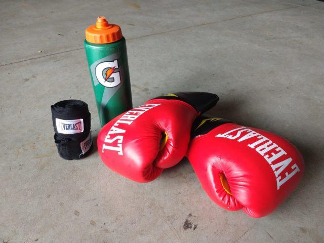 ボクシング 初心者 トレーニング2