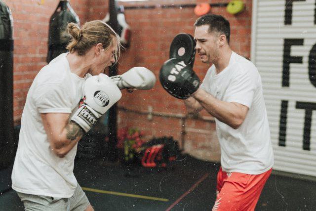 社会人 ボクシング 練習