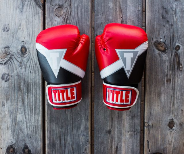 ボクシング 道具 費用