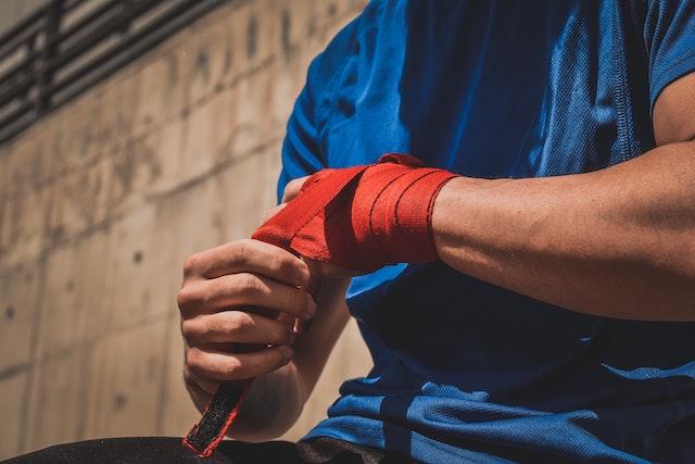 boxing talent headhing
